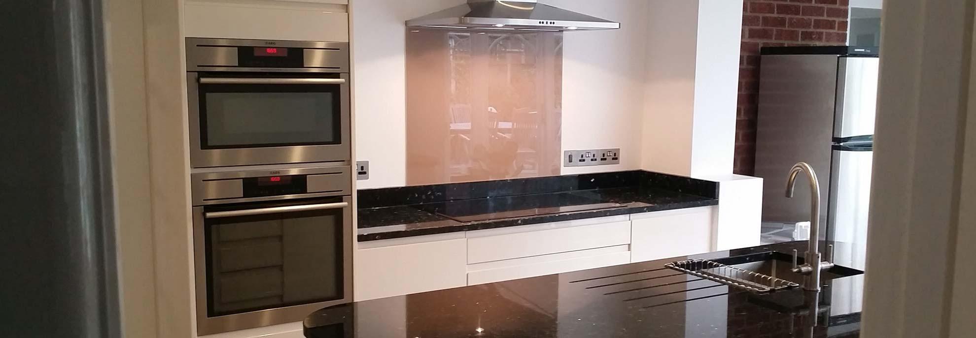 Kitchen fitting in Cromer